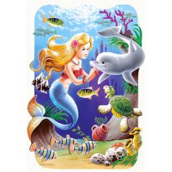 03099.Puzzle 30 Väike merineitsi