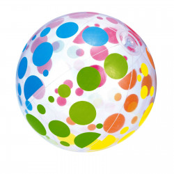 11052. RANNAPALL 51cm BESTWAY SPOTTED