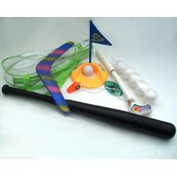 2826. Golf, pesapall, bumerang