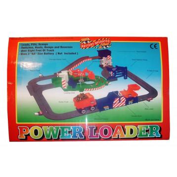 2083. Killustikutehas autorada Power Loader 757Q