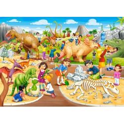070046. Puzzle 70 Dinosaur Park