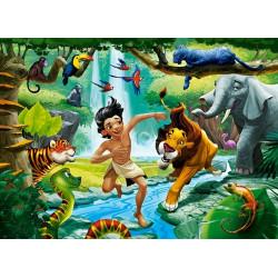 111022. Puzzle 100 Jungle Book