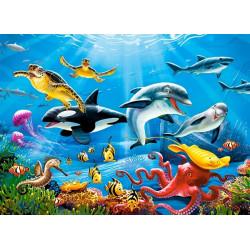 222094. Puzzle 200 Tropical Underwater World
