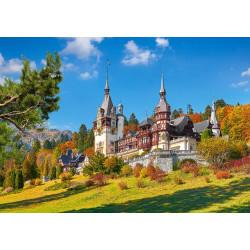 53292. Puzzle 500 Castle Peles, Romania