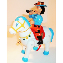 Hobune ratsanikuga Cowboy 3137
