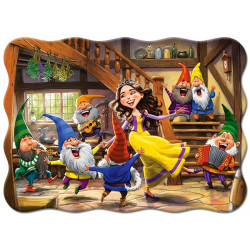 Puzzle 30 Snow White and the Seven Dwarfs 03754