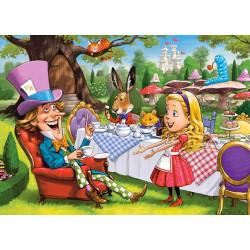 Puzzle 120 Alice in Wonderland 13456