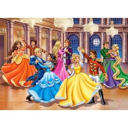 Puzzle 120 Princess Ball 13449