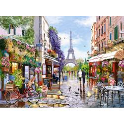 Puzzle 3000 Flowering Paris 300525