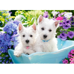 Puzzle 200 Westie Puppies 222032