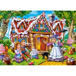 Puzzle 60 Hansel and Gretel 066094