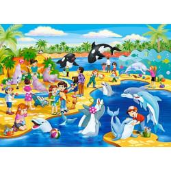 Puzzle 60 Dolphinarium 066148