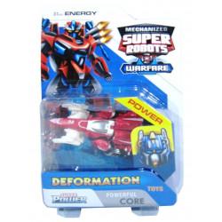 TRANSFORMER DEFORMATION 11496