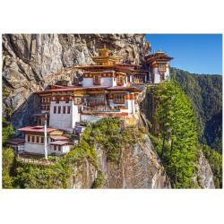 Puzzle 500 View of Paro Taktsang, Bhutan 53445