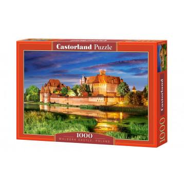 Puzzle 1000 MALBORK CASTLE, POLAND 103010