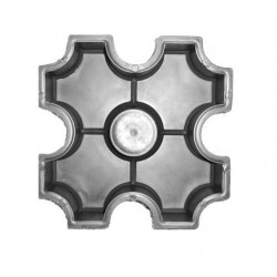 PLASTVORM MURUKIVI EKO  24x24x6cm 16/1