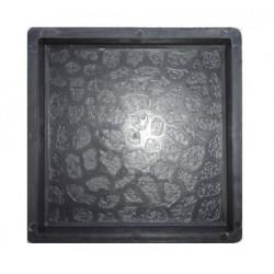 71/15 (17/6) PLASTVORM PLAAT KIVI  25x25x2,5cm