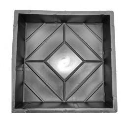 PLASTVORM PLAAT  25x25x6cm 71/4 (17/3)