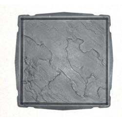 PLASTVORM PLAAT 45x45x5cm (paekivi) 72/12