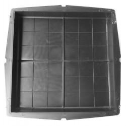 PLASTVORM PLAAT 35x35x5cm (ruuduline) 72/1 1F