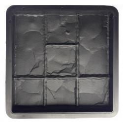 PLASTVORM PLAAT KLOMBITUD TELLIS 30x30x3cm 71/16 ( 18/9 )