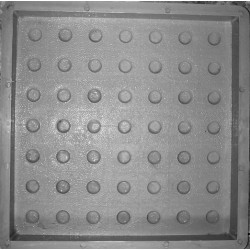 PLASTVORM PLAAT 40x40x5cm (mummud)