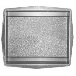 PLASTVORM PLAAT 39x33x6cm 72/14