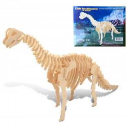3D PUITPUZZLE DINOSAURUS BRACHIOSAURUS 11672