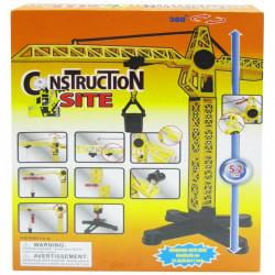 10015. KRAANA CONSTRUCTION SITE