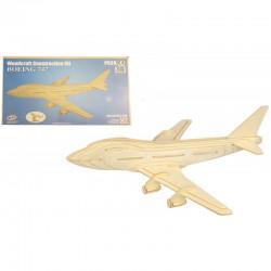 3D PUITPUZZLE LENNUK BOEING 747 12009
