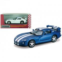 KINSMART AUTOMUDEL DODGE VIPER GTS-R