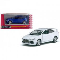 KINSMART AUTOMUDEL 2008 MITSUBISHI LANCER EVOLUTION