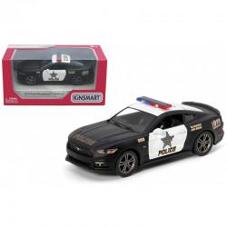 KINSMART AUTOMUDEL 2015 FORD MUSTANG GT POLICE