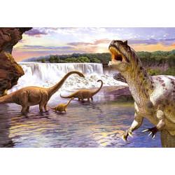 26616.Puzzle 260 Diplodocus