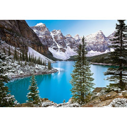 102372.Puzzle 1000 The Jewel of the Rockies, Canada