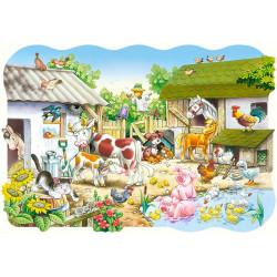 02122.Puzzle 20 Farm
