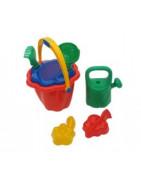 Liivakasti ja õue mänguasjad